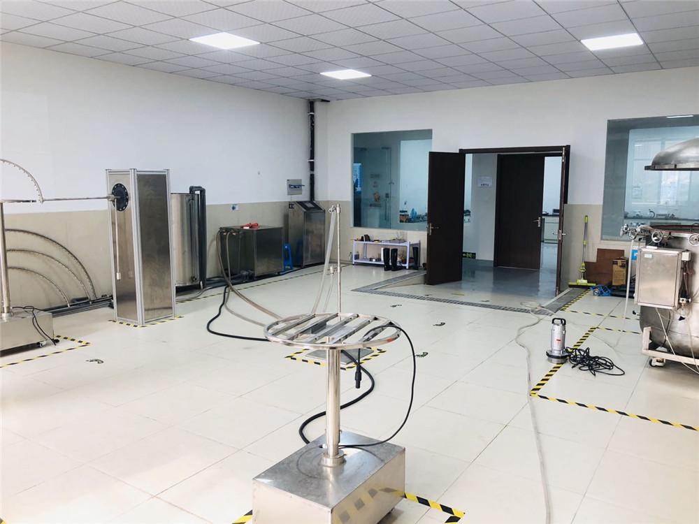 防水实验室